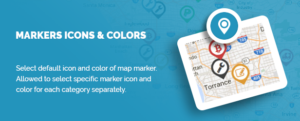 Google Maps And Marker Icons
