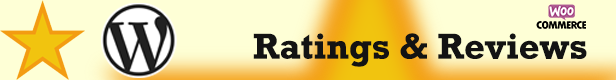 Ratings & Reviews plugin for WordPress
